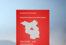 Wiener/Lubosch/Vogelsang, Haushalts- und Kassenrecht Brandenburg