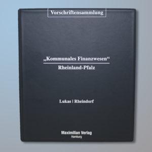 Lukas/Rheindorf, Kommunales Finanzwesen Rheinland-Pfalz