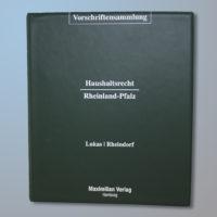 Lukas/Rheindorf, Haushaltsrecht Rheinland-Pfalz