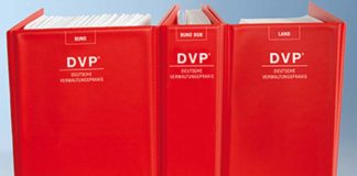 DVP Vorschriftensammlung Grundwerk Bund und Land